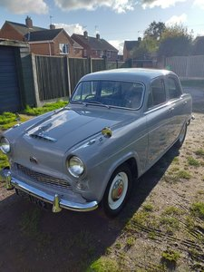 1955 Austin A50 Riley 1622cc engine and floor change co