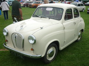 1958 Austin A35 4 Door Saloon