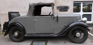 1935 Austin 10 Clifton two seat tourer