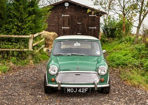 1967 Austin Mini Cooper Mk. II SOLD by Auction