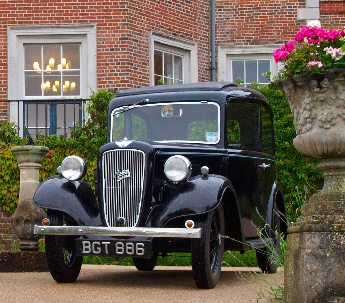 1934 Austin 7 Ruby Mk 1 SOLD (picture 1 of 6)