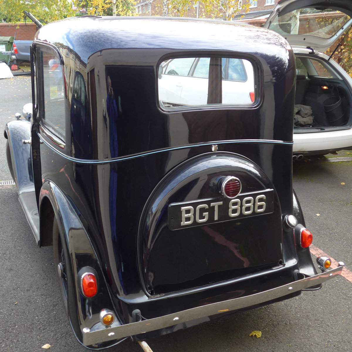 1934 Austin 7 Ruby Mk 1 SOLD (picture 2 of 6)