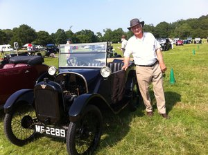 1923 Austin 7 chummy very early model A1