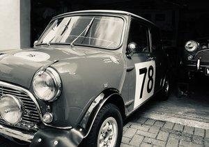 1967 Austin Cooper S Mk1  spec Works mini