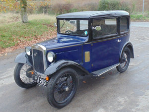 Picture of 1931 Austin Seven Box Saloon SOLD