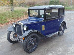 1931 Austin Seven Box Saloon For Sale