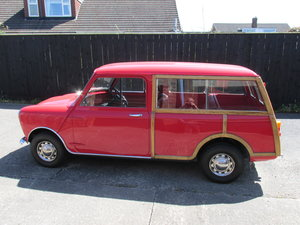 1969 Austin Mini Countryman Mk2 For Sale