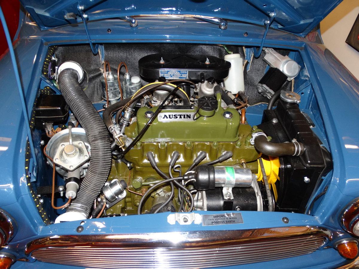 1966 Austin Mini Cooper 'S' Mk1 For Sale (picture 1 of 6)