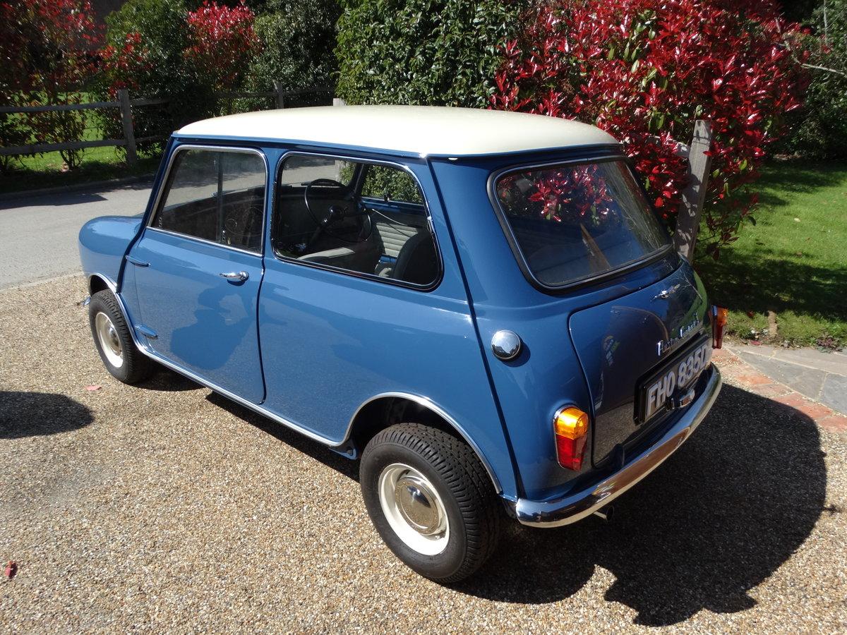 1966 Austin Mini Cooper 'S' Mk1 For Sale (picture 3 of 6)
