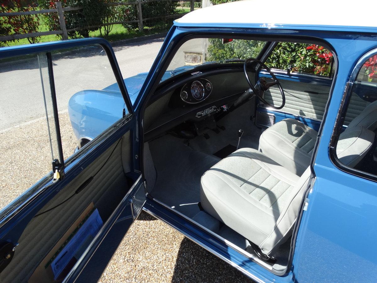 1966 Austin Mini Cooper 'S' Mk1 For Sale (picture 4 of 6)