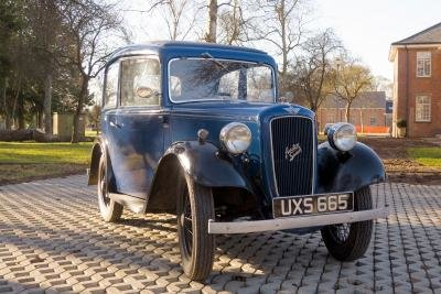 1935 Austin Seven Ruby For Sale by Auction