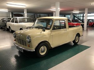 1982 Austin Mini Pickup For Sale