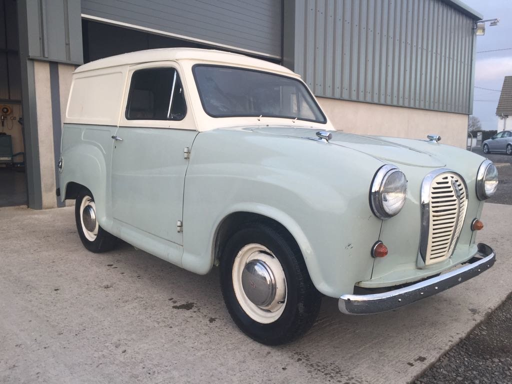 Austin a35 Van 1967 For Sale (picture 1 of 6)