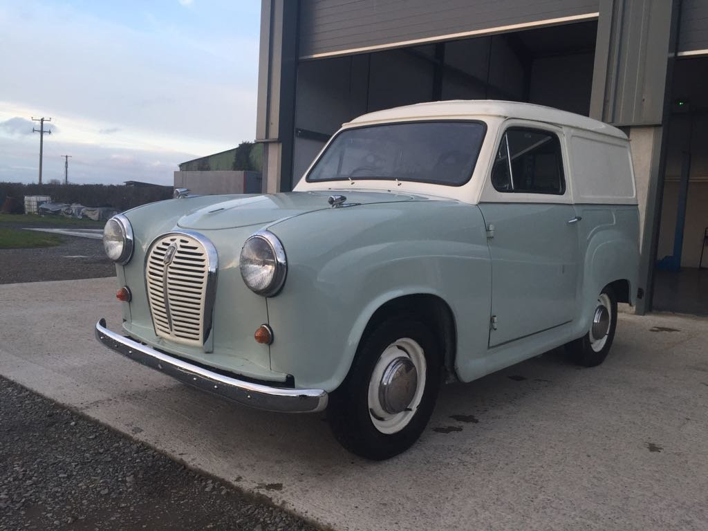 Austin a35 Van 1967 For Sale (picture 2 of 6)