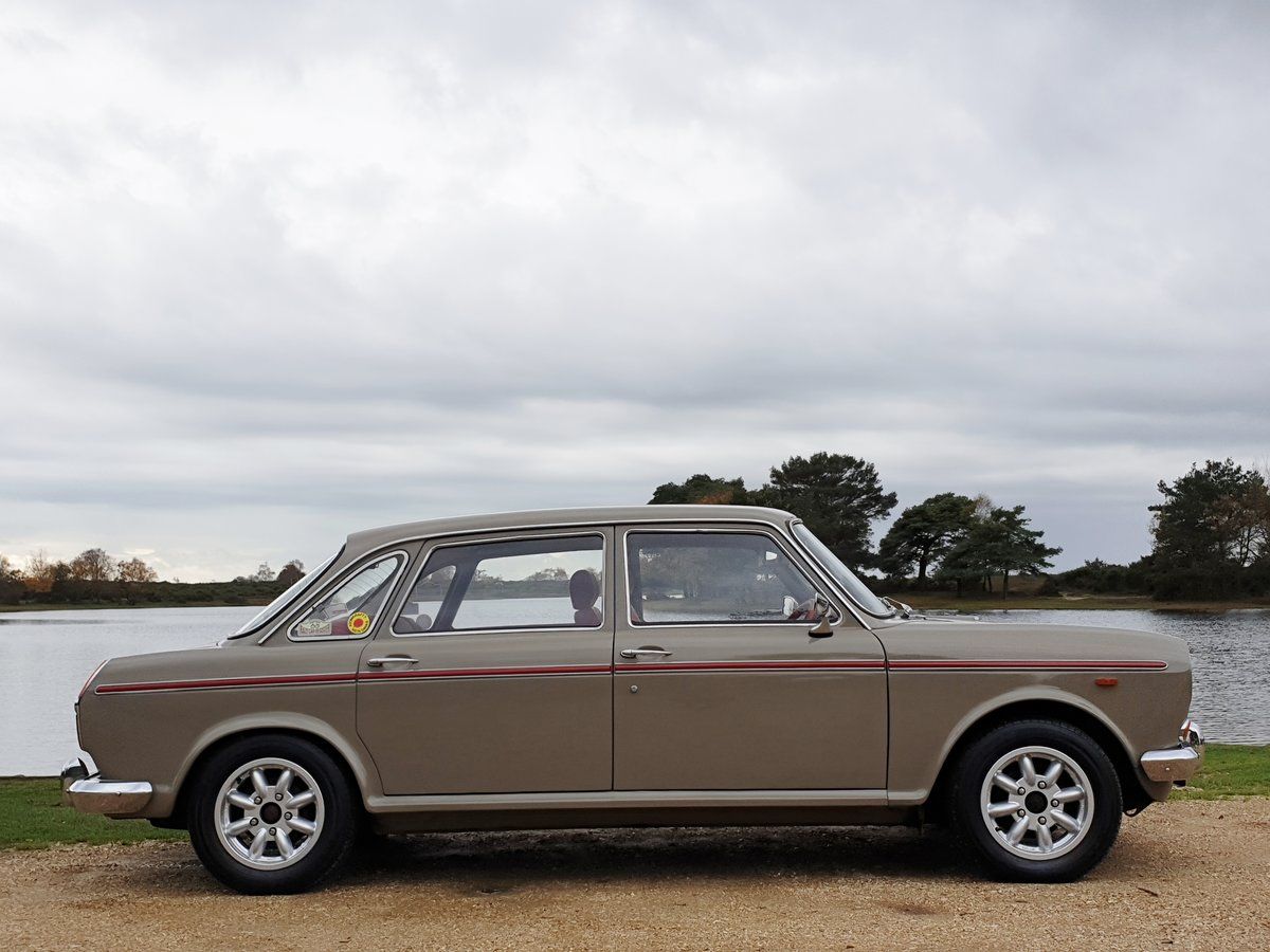1970 Austin 1800S with period rally modifications For Sale (picture 4 of 6)