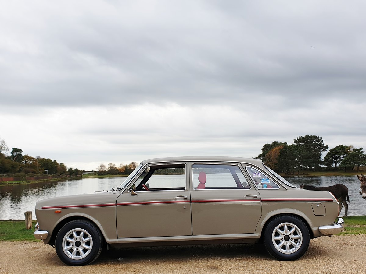 1970 Austin 1800S with period rally modifications For Sale (picture 5 of 6)