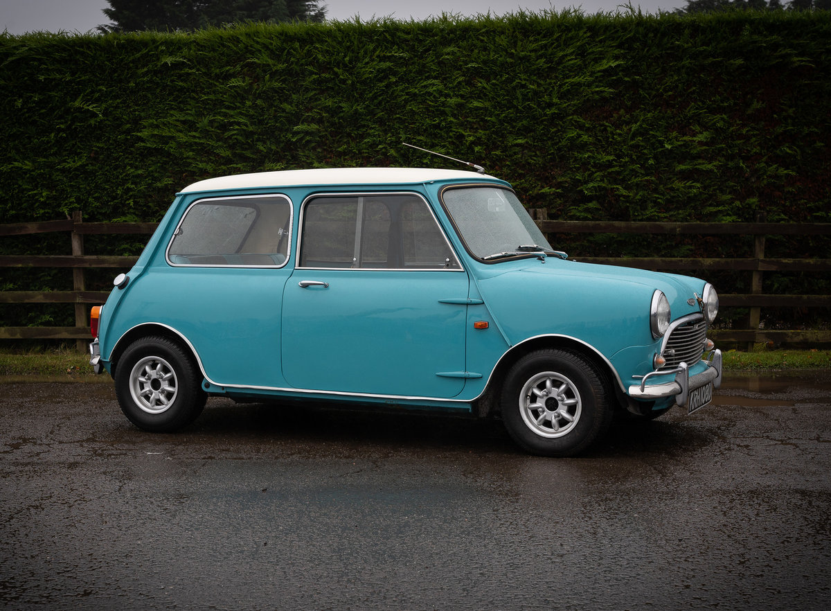 1966 Austin Mini Cooper For Sale by Auction (picture 1 of 5)