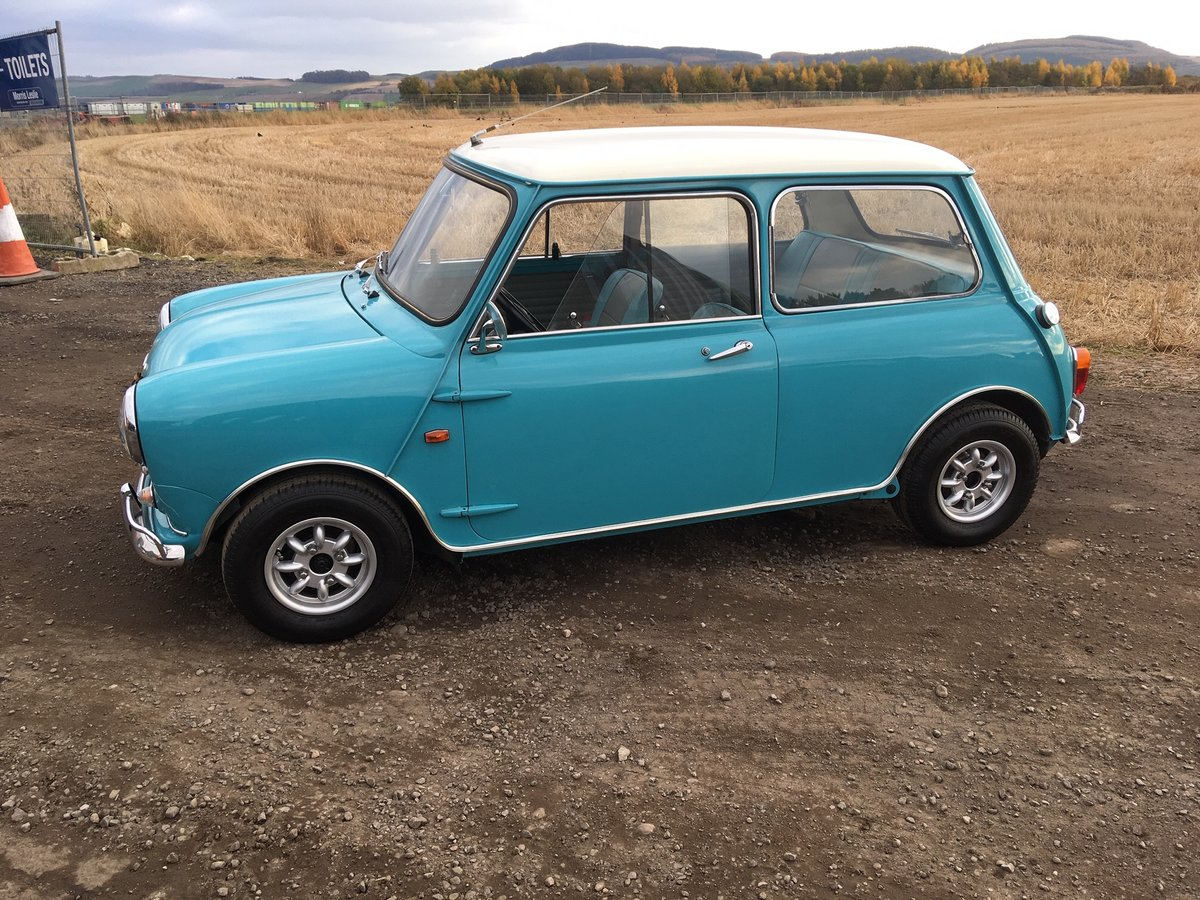 1966 Austin Mini Cooper For Sale by Auction (picture 3 of 5)