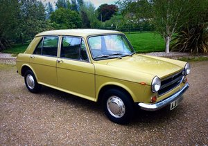 1972 AUSTIN 1300 MK III MANUAL - 2 OWNERS LOW MILEAGE - PX SOLD