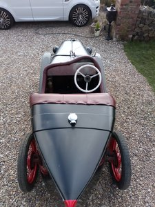1933 Austin Seven 7 Special recreation project
