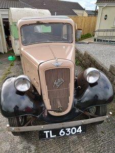 1937 Austin Seven 7 Ruby Mk2