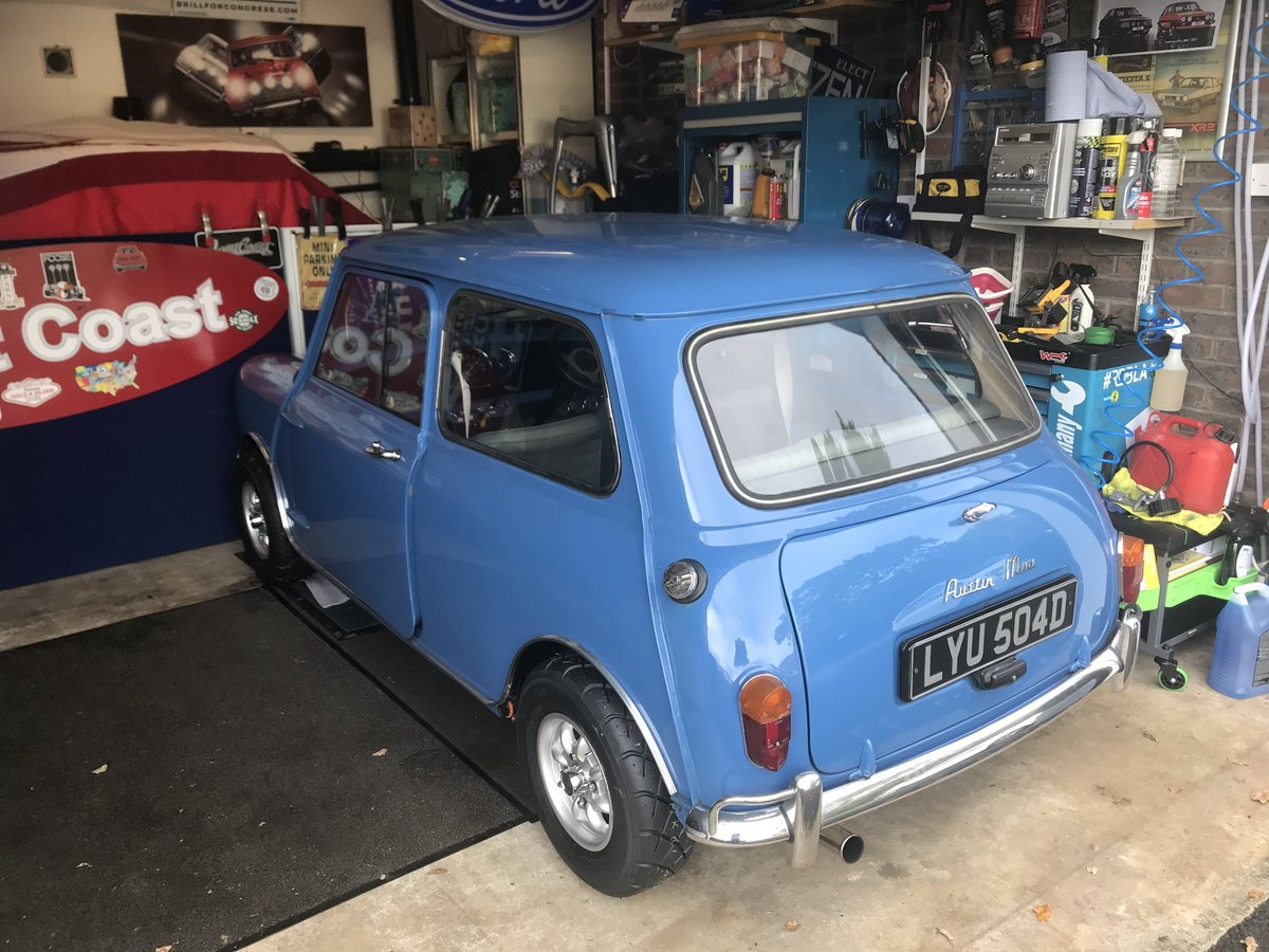 1966 mini mk 1 classic For Sale (picture 2 of 6)