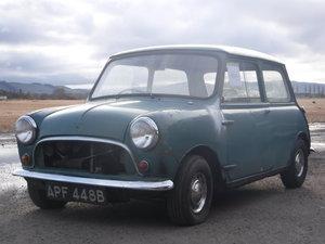 1964 Austin Mini Mk1