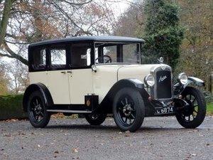 1929 Austin 12/4 Heavy Burnham Saloon