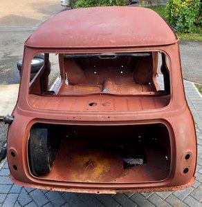 1965 Classic Mk1 Austin Mini Cooper S Project