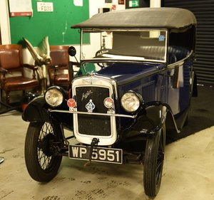 1934 Austin Seven 7 AJ Tourer For Sale