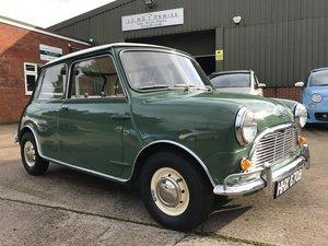 1964 Austin Mini Cooper S 1071cc