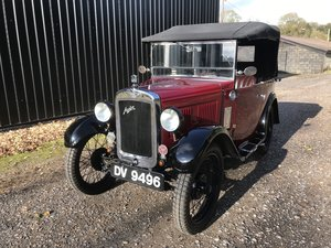 1931 Austin 7 'AF' Tourer - Show Standard For Sale
