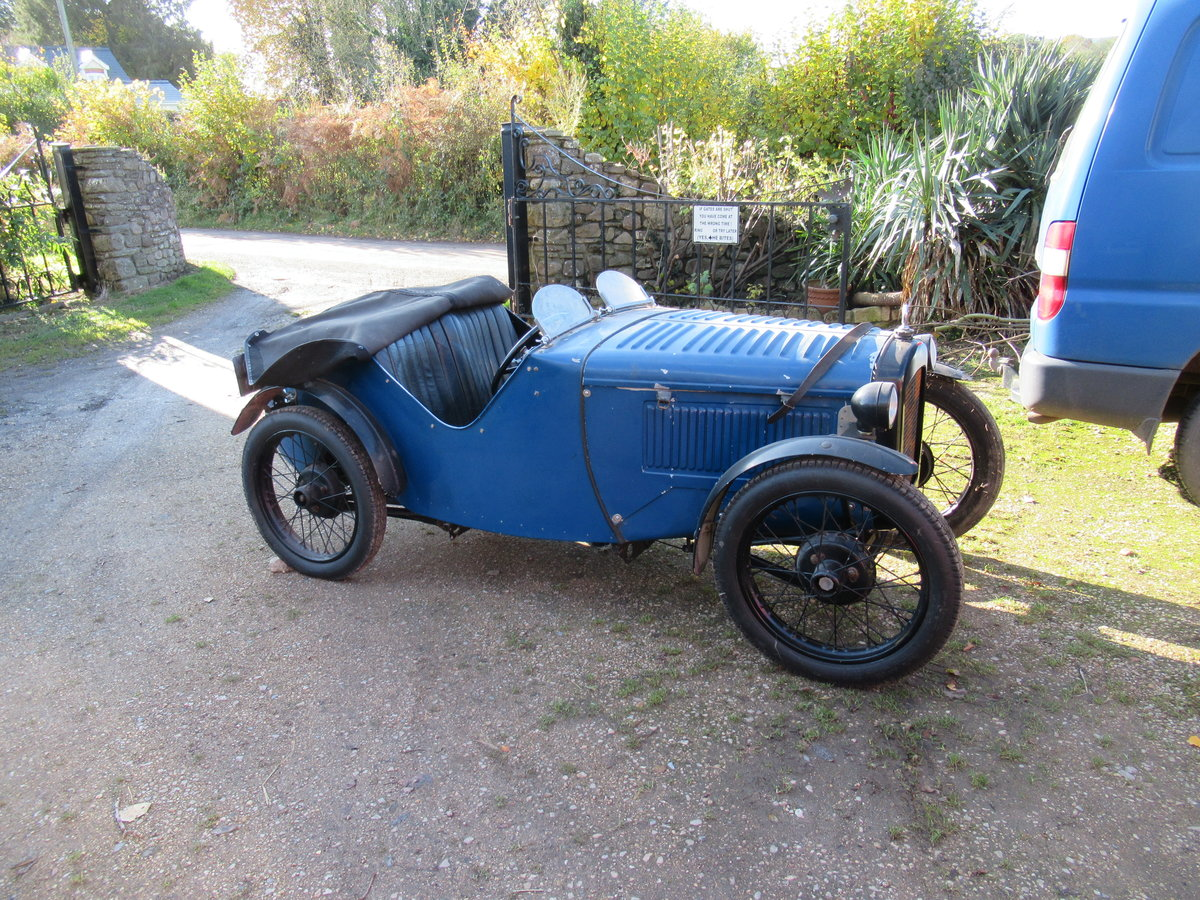 2019 Austin 7 Race Car, Hill Climb and Sprint For Sale (picture 1 of 2)