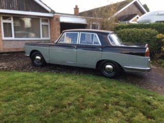 Austin Princess 3 Litre Vanden Plas 1964 For Sale