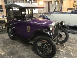 1929 Austin 7 'AD' Chummy  For Sale