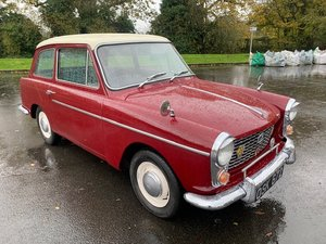**DECEMBER AUCTION** 1959 Austin A40 Farina