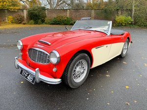 **DECEMBER AUCTION** 1960 Austin Healey