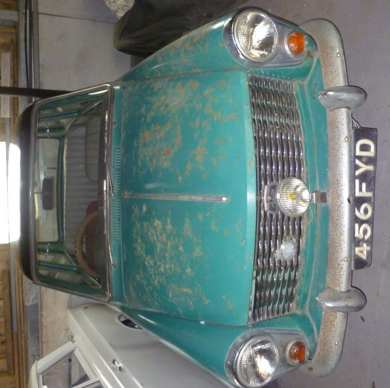 1959 Austin A40 For Sale (picture 2 of 6)