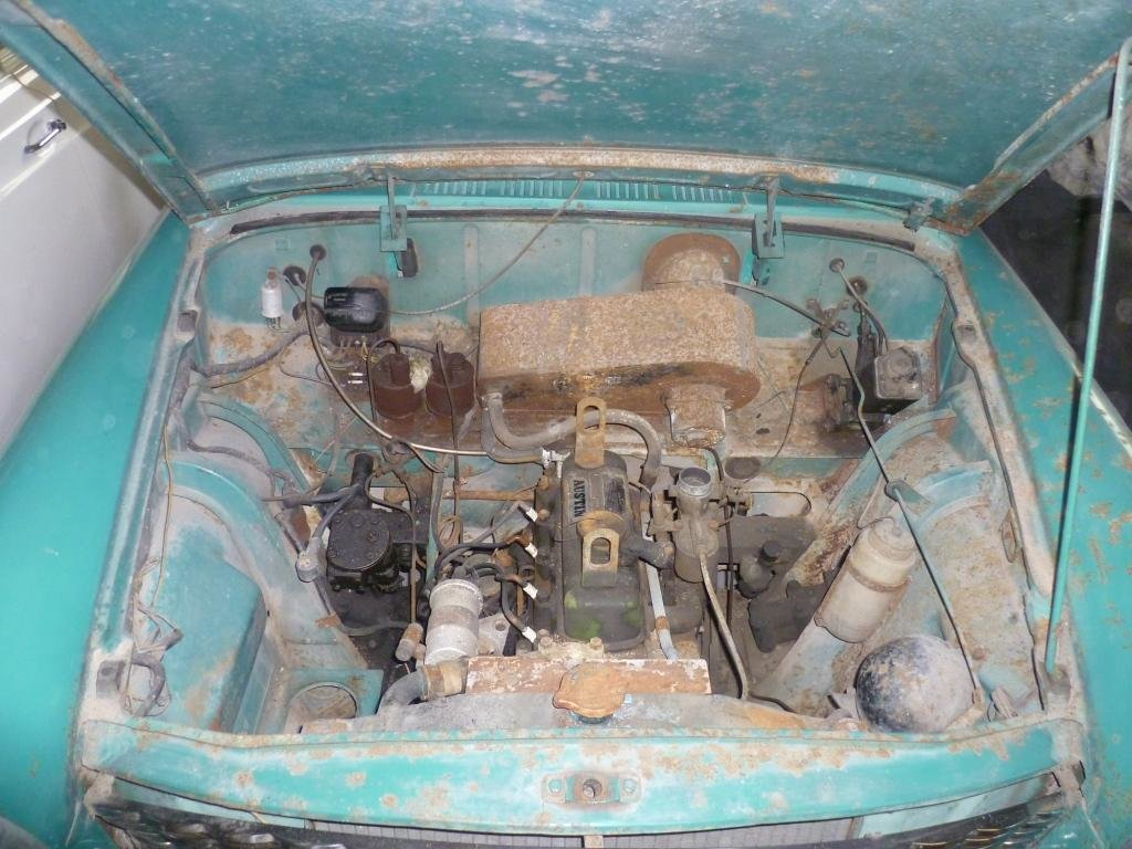 1959 Austin A40 For Sale (picture 3 of 6)