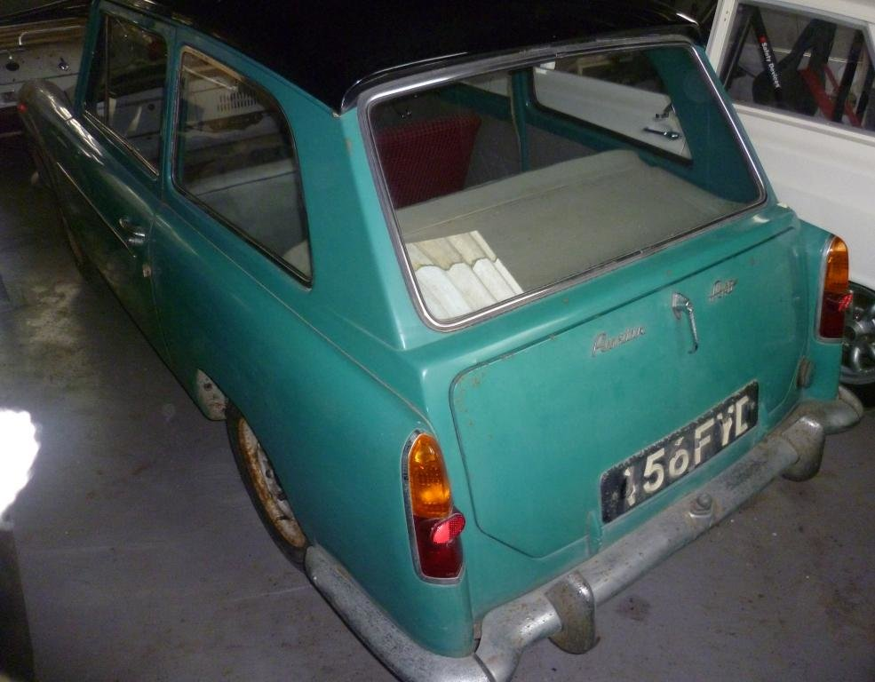 1959 Austin A40 For Sale (picture 5 of 6)