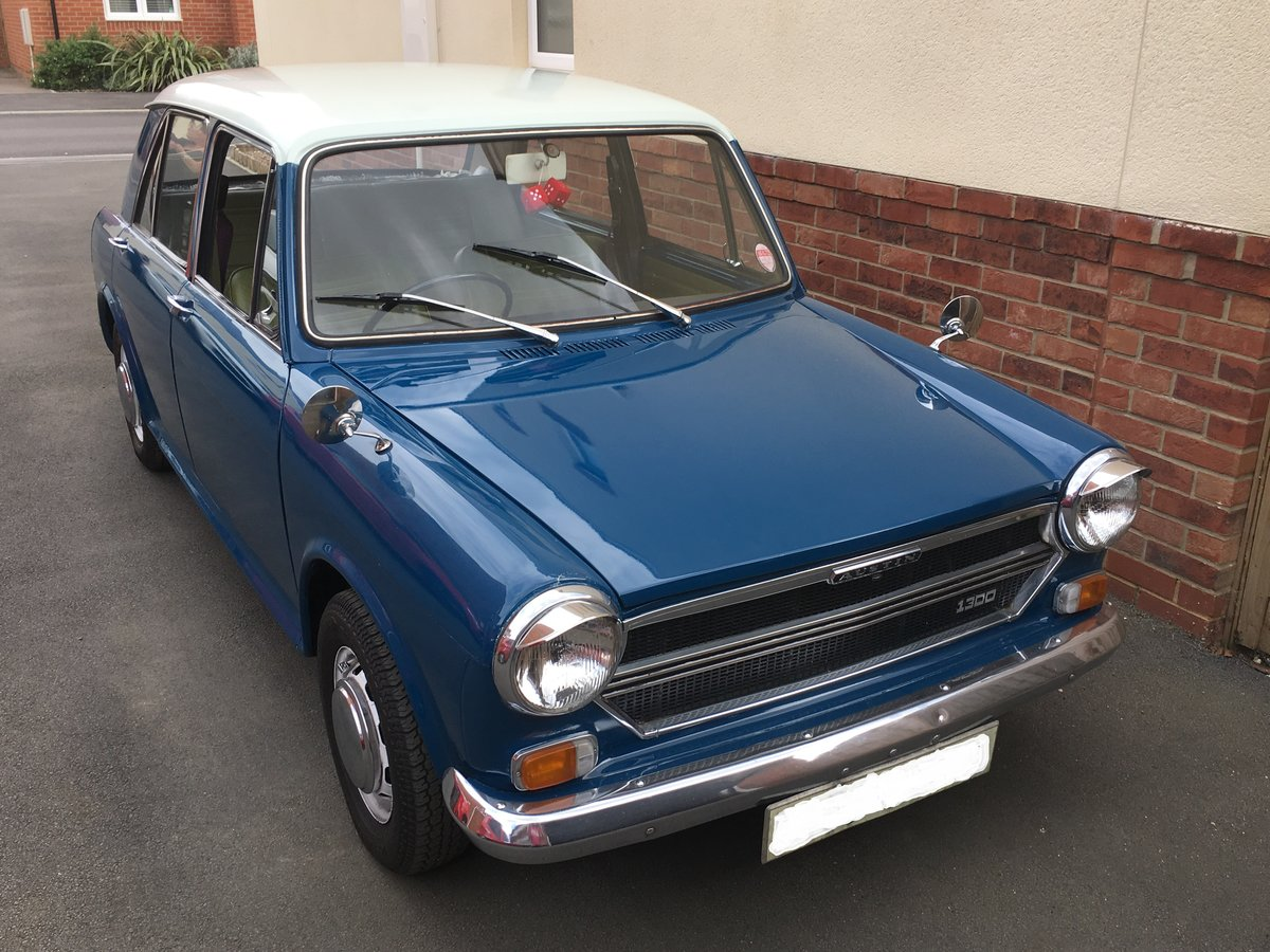 1972 Austin 1300 mk3 For Sale For Sale (picture 1 of 6)