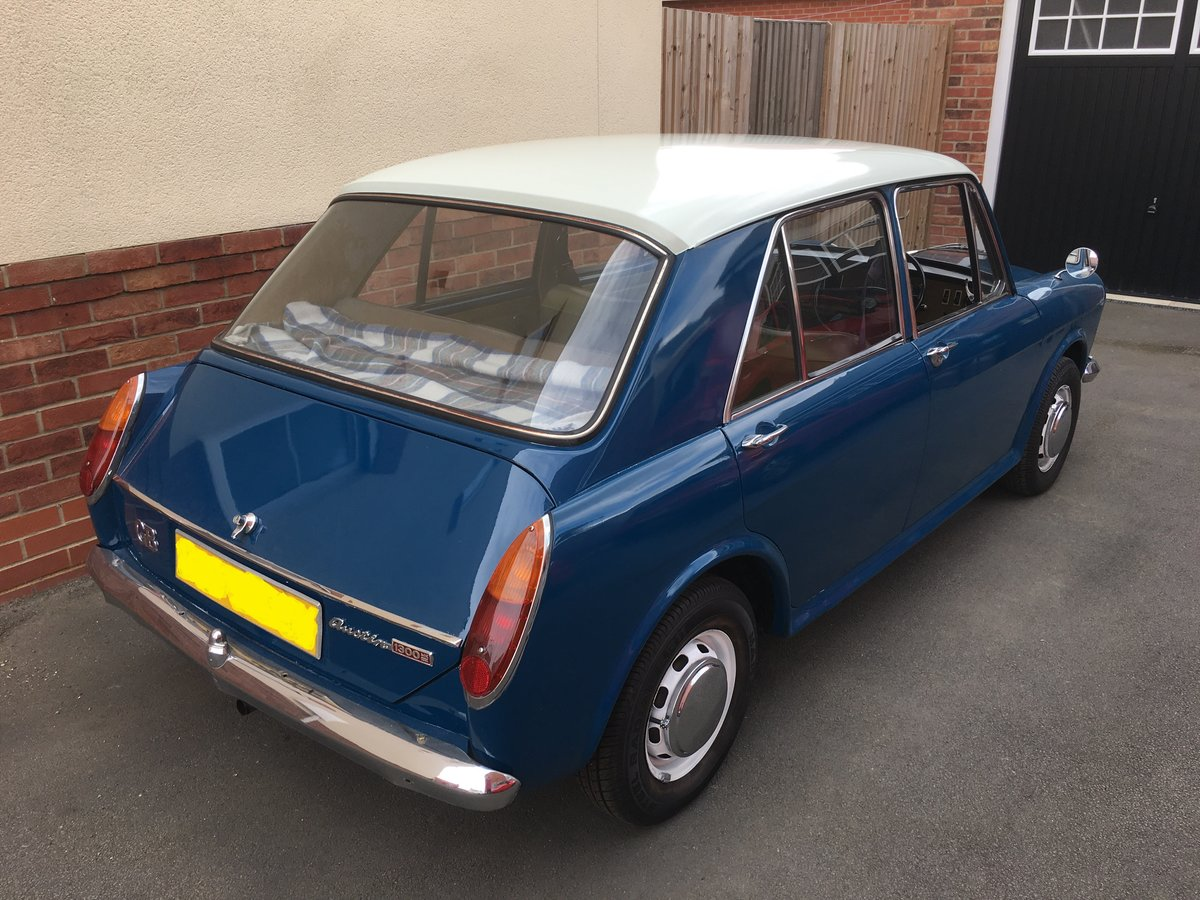 1972 Austin 1300 mk3 For Sale For Sale (picture 2 of 6)