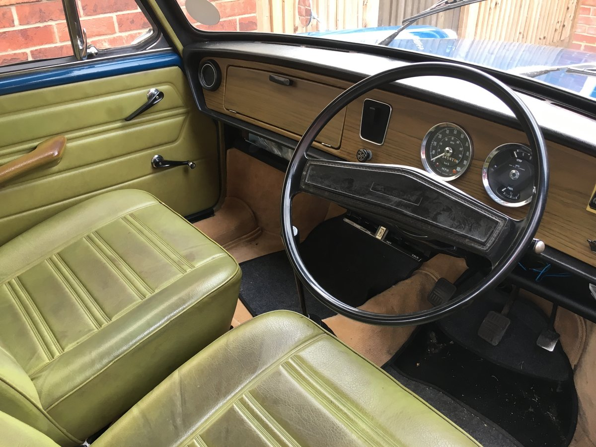 1972 Austin 1300 mk3 For Sale For Sale (picture 4 of 6)