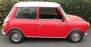 1972 Austin Mini Cooper S MKIII For Sale