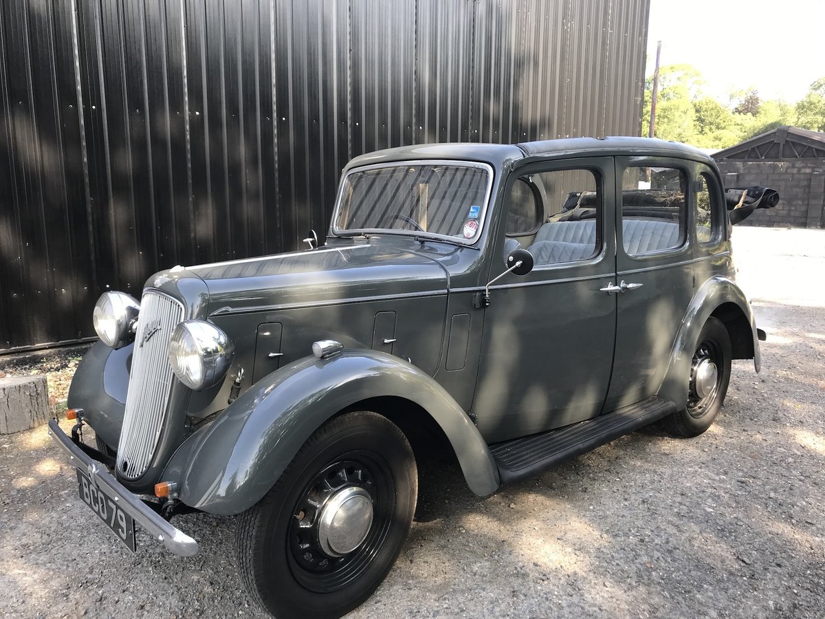 1938 Austin Ten Conway Cabriolet For Sale (picture 1 of 15)