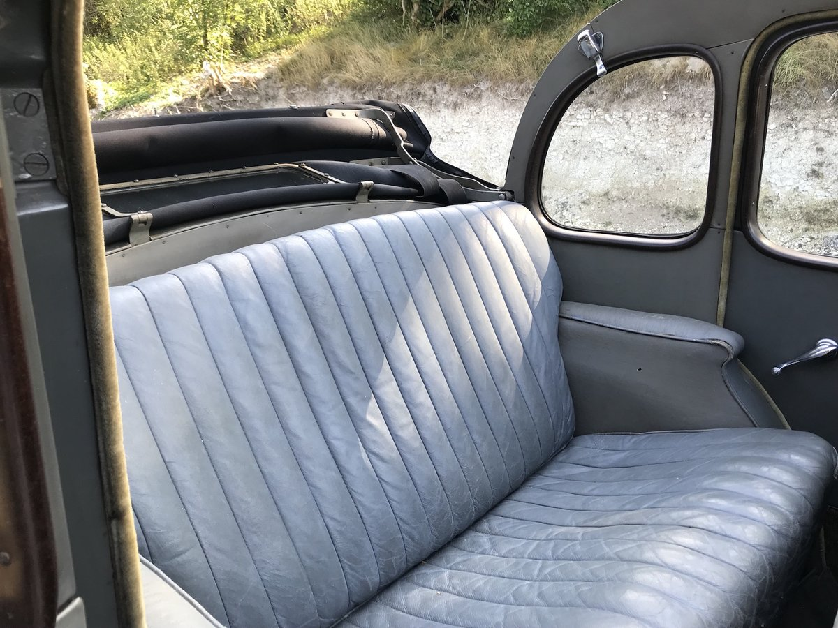 1938 Austin Ten Conway Cabriolet For Sale (picture 4 of 15)