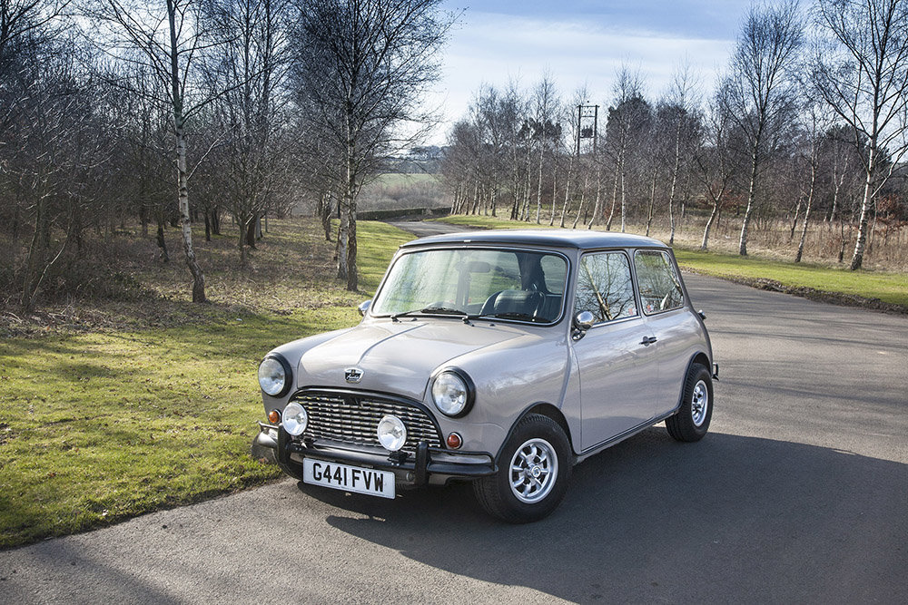 1989 Austin Mini 1000 in the style of MK 1 Cooper For Sale (picture 1 of 6)