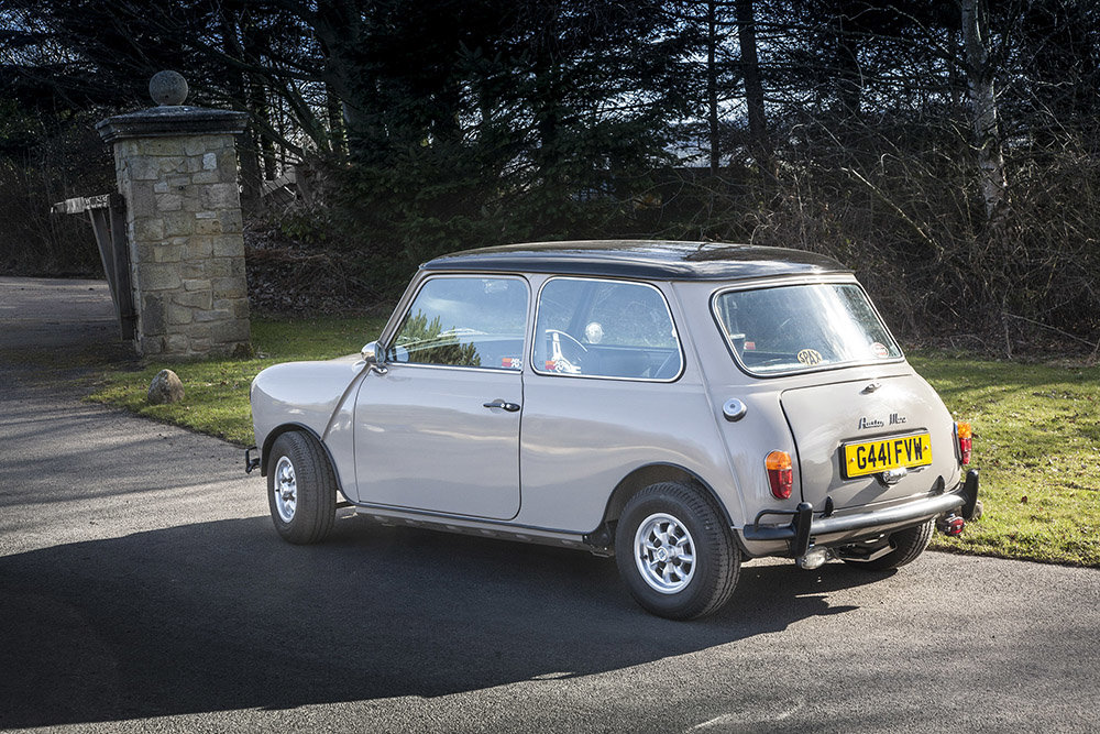 1989 Austin Mini 1000 in the style of MK 1 Cooper For Sale (picture 3 of 6)
