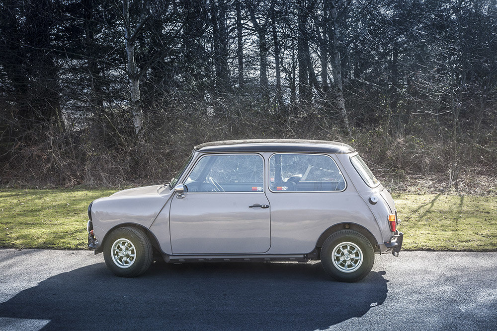 1989 Austin Mini 1000 in the style of MK 1 Cooper For Sale (picture 5 of 6)