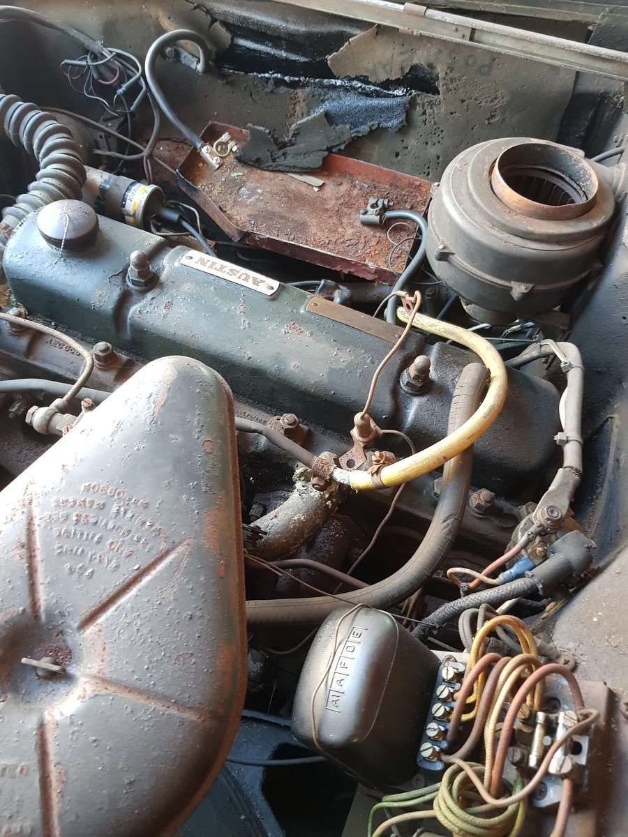 1959 Westminster A95 Barn Find For Sale (picture 4 of 4)